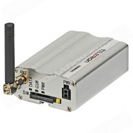 RB800 X.X.X.X.3 - 2G-QuadBand modem + RS232 + Antenna + Wall Mount kit + DinRail + Power Supply